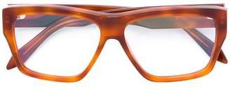Victoria Beckham (ヴィクトリア ベッカム) - Victoria Beckham スクエア 眼鏡フレーム