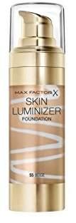 Max Factor Skin Luminiser Foundation 55 (Pack of 6)