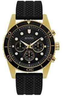 Bulova Sport Chronograph Strap Watch