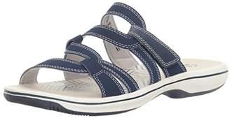 Clarks Women's Brinkley Lonna Slide Sandal