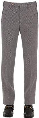 Gucci 23cm Flared Wool Pants