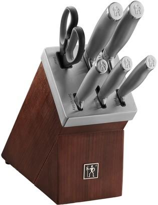 Zwilling J.A. Henckels J.A. Modernist 7-piece Self-Sharpening Knife Block Set