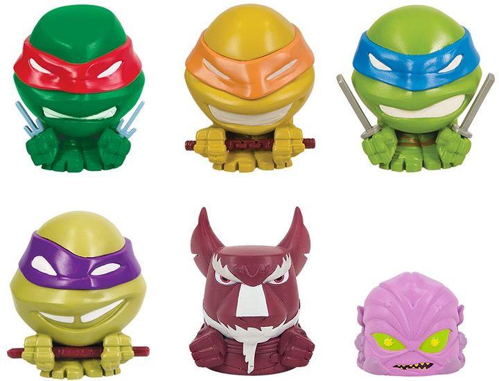Tech 4 kids Teenage Mutant Ninja Turtles 6-pk. Mash'ems by Tech 4 Kids