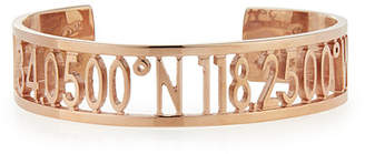 Coordinates Collection 15mm Open Air Bangle Bracelet
