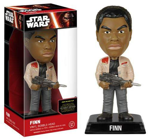 Star Wars: Episode VII The Force Awakens Finn Bobble Head