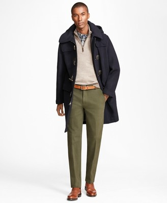 Brooks Brothers Classic Wool Duffle Coat
