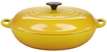 Le Creuset® Dijon Round Braiser