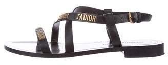 Christian Dior J'Adior Crossover Sandals