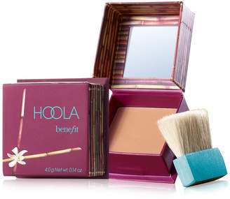Benefit Cosmetics hoola matte box o' powder travel-size bronzer mini $15 thestylecure.com