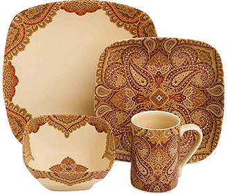 222 Fifth Spice Road 16-Pc. Dinnerware Set, Service for 4