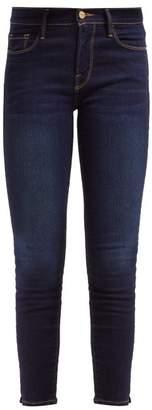 Frame Le Skinny De Jeanne Skinny Jeans - Womens - Dark Indigo