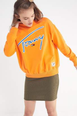 Tommy Jeans Crew-Neck Sweatshirt