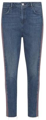 Mint Velvet Joliet Side Stripe Skinny Jean