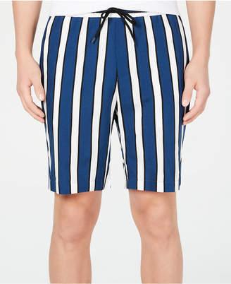 INC International Concepts Inc Men Striped Shorts