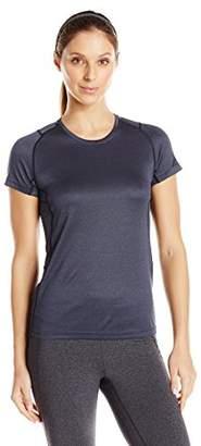 J. Lindeberg Women's W Active Elements Sports Shirt,8 (Manufacturer Size:)