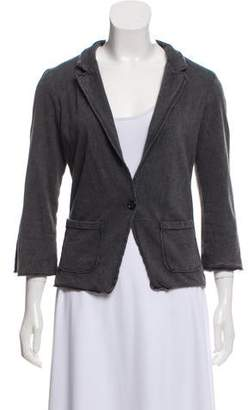 Elizabeth and James Casual Button-Up Jacket