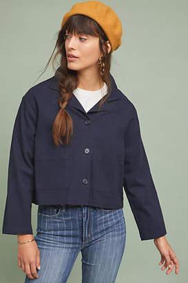48775c031d Blue Velvet Womens Jacket - ShopStyle