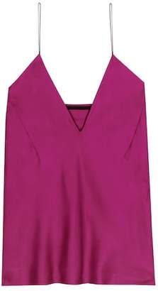 Haider Ackermann Silk camisole