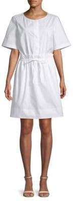 Club Monaco Senella Short-Sleeve Dress