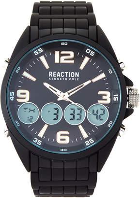 Kenneth Cole Reaction RK50177004 Matte Black Analog-Digital Watch