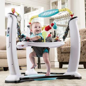 Evenflo Blue Bay ExerSaucer® Jump & LearnTM Activity Center – Jam Session Jumper