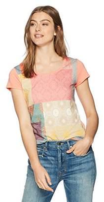 Desigual Women's Helena Short Sleeve t-Shirt