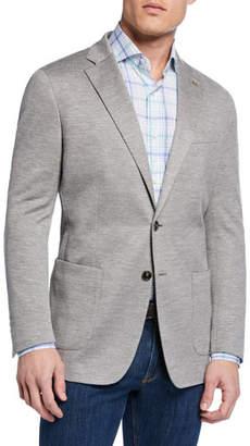 Peter Millar Men's La Jolla Two-Button Soft Jersey Jacket