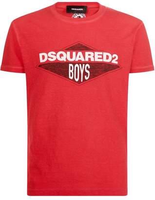 DSQUARED2 Boys Logo T-Shirt