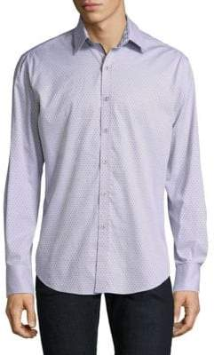 Robert Graham Steinbeck Cotton Shirt