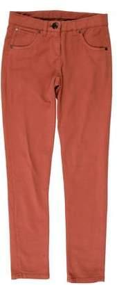 Brunello Cucinelli Mid-Rise Jeans