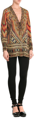 Juicy Couture Leggings with Zippers $179 thestylecure.com