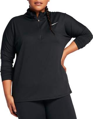 Nike Plus Dry Element Half-Zip Running Top