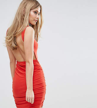 Club L Open Back Mini Dress