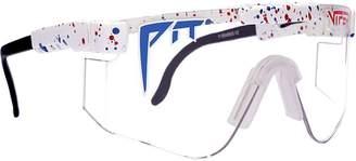 clear Pit Viper Lens Sunglasses