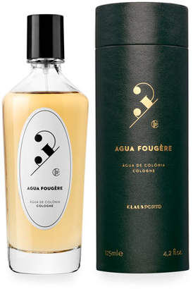 Claus Porto No 3 Agua Fougere Cologne, 4.2 oz./ 125 mL