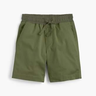 J.Crew Boys' stretch pull-on short in lightweight cotton