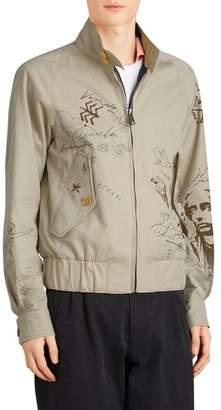 Burberry Rocksmoor Harrington Jacket