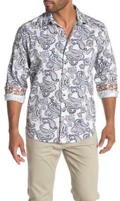Robert Graham Atlantic Long Sleeve Classic Fit Shirt