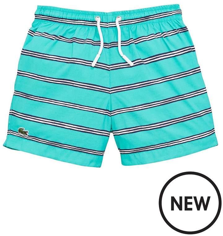 Boys Stripe Swimshorts