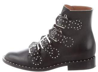 Givenchy Elegant Studded Ankle Boots w/ Tags Black Elegant Studded Ankle Boots w/ Tags