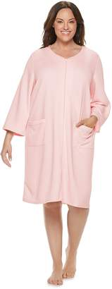 Croft & Barrow Plus Size Quilted Duster Robe