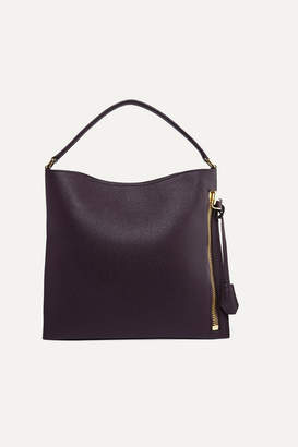 Tom Ford Alix Small Textured-leather Tote