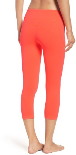 Women's Zella 'Live In' Crop Leggings 4
