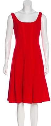 Brooks Brothers Wool A-Line Dress w/ Tags