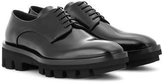 Jil Sander Leather Derby shoes