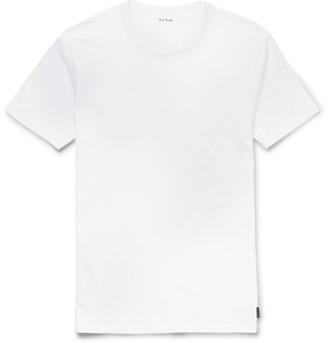 Paul Smith Slim-Fit Cotton T-Shirt $50 thestylecure.com