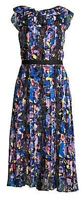 Jason Wu Collection Women's Printed Chiffon Day Dress