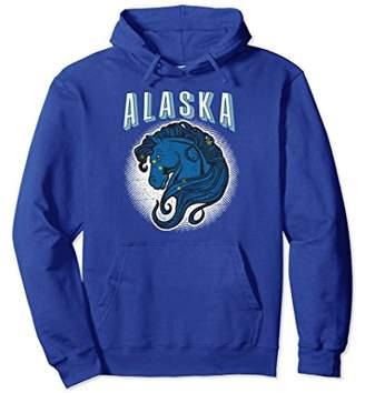 HORSE LOVER Hoodie ALASKA