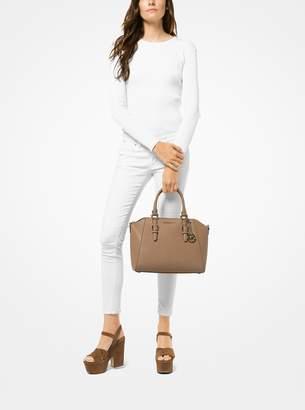 04c1c65f1014 MICHAEL Michael Kors Saffiano Leather Handbags - ShopStyle