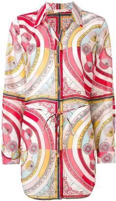 Tory Burch Costellazioni long shirt